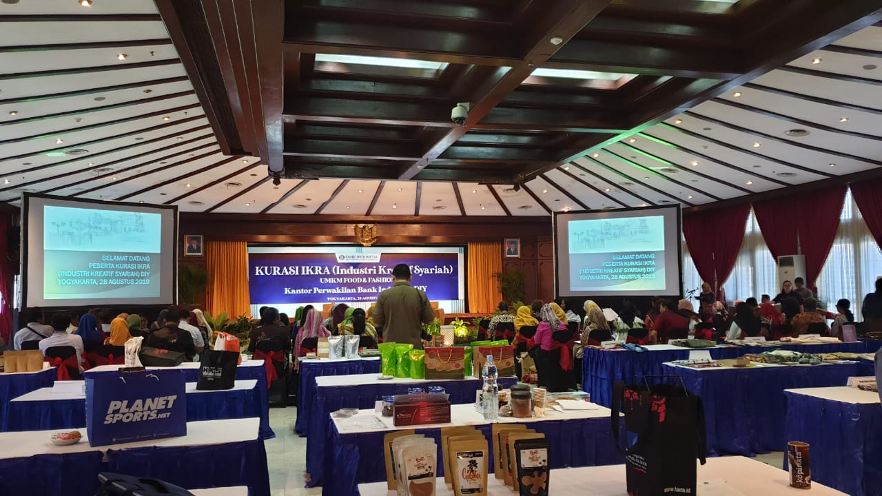 Curation IKRA in KpW Yogyakarta